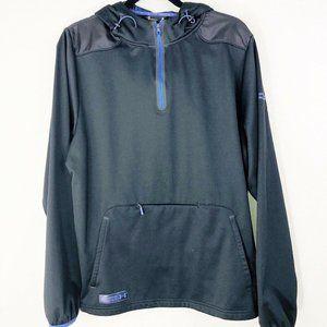 Under Armour Pullover 1/4 Zip Hoodie Sweatshirt L